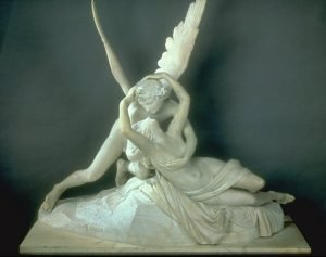 Eros i Psyche, Antonio Canova, 1793 r.